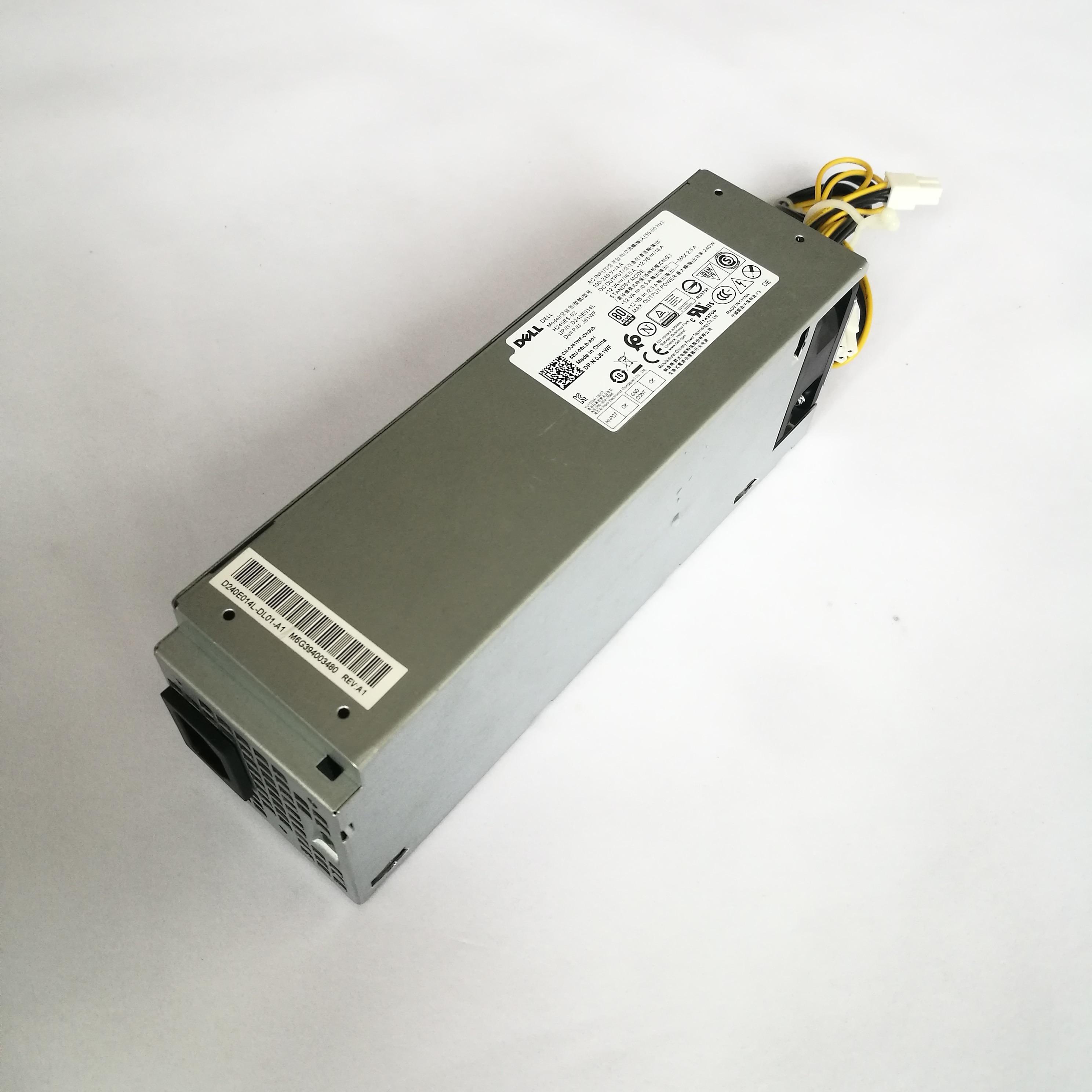 Новый THRJK 0THRJK DHVJN 0DHVJN 2P1RD 02P1RD CN-02P1RD 240W для Dell Optiplex 3040 5040 7040 3650 3656 4pin + 8pin с волокнно-Оптической вилкой Питание