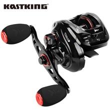 KastKing Royale Legend II Baitcasting Reel 7.2:1 5.4:1 Gear Ratio Carp Reel Magnetic Brake System 8 KG Drag Fishing Coil
