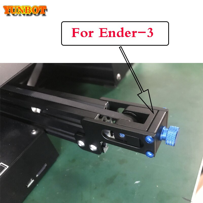 Creality Ender-3 dedicated 2040 Y-axis Synchronous Belt Stretch Tensioner 3D printer accessories