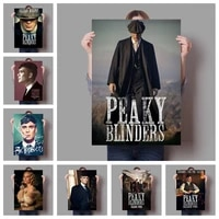 peaky blinders film tv picture 5d diy diamond painting full drill mosaic picture cross stitch kit home decoration handmade gift