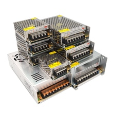 Transformateur dalimentation pour LED, 12 v, 15v, 24 v, 36v, 220v à 12 volts, 1a, 2a, 3a, 5a, 10a, 20a, 30a