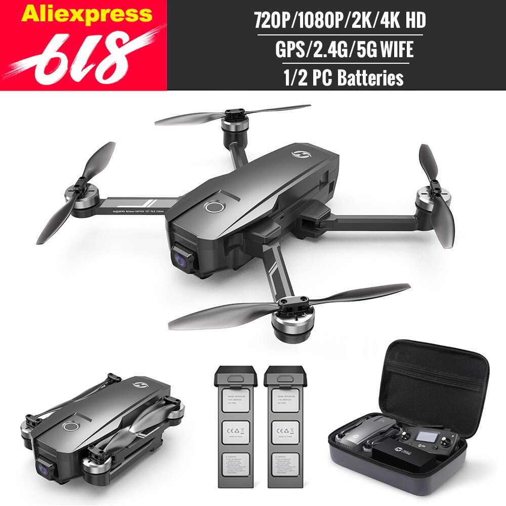 15 Types квадрокоптер с камерой Holy Stone Drone 4k Profesional GPS  5G Quadcopt