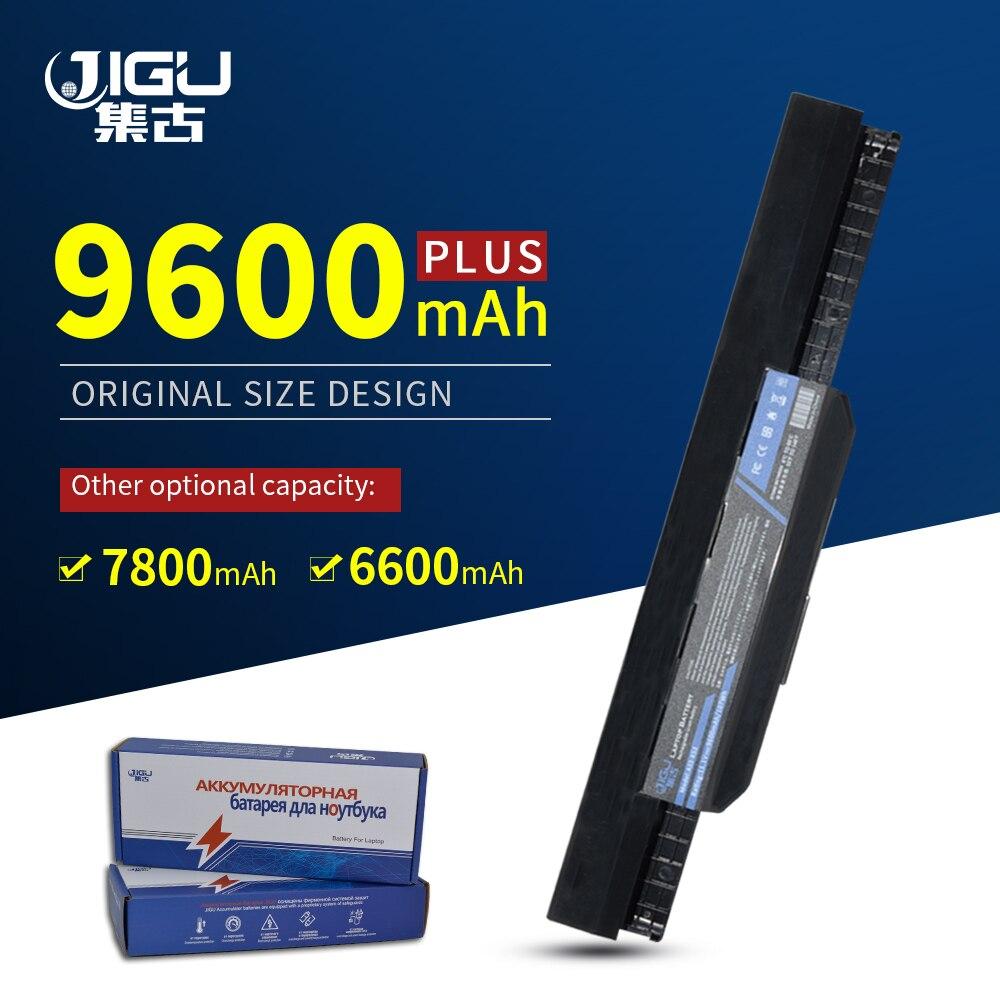 JIGU מחשב נייד סוללה עבור Asus A43 A53 K43 K53 X43 A43B A53B K43B K53B X43B X44E X53SV סדרת A32-K53 A42-K53