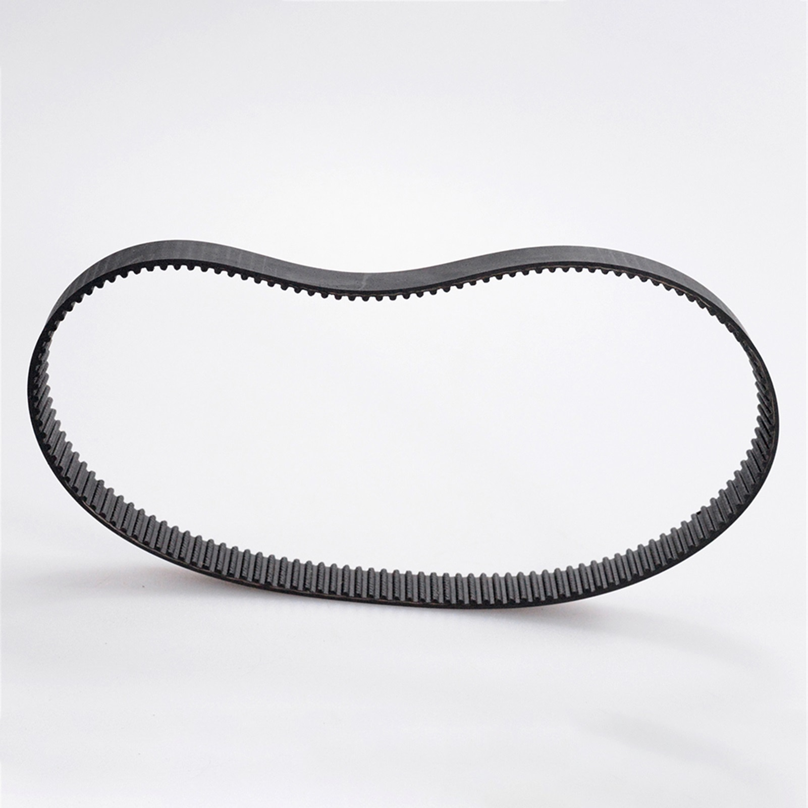 htd 3m timing belt width rubbe toothed belt closed loop synchronous belt pitch 5mm HTD3M Timing Belt 204/207/210/213/216/219/222/225mm, 6/9/10/15mm Width,  Rubber, Toothed Belt Closed Loop Synchronous Belt