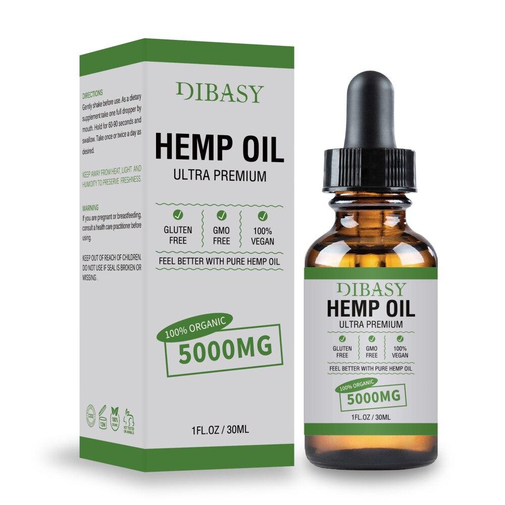 5000mg cbd óleo de semente de cânhamo orgânico alívio reduzir ansiedade óleo de cânhamo alivia a dor e melhora o sono cannabis óleo eco melhor 30ml
