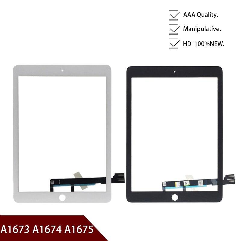 Digitalizador Original de 9,7 pulgadas para el Panel táctil de la pantalla del iPad Pro A1673 A1674 A1675 para las piezas de repuesto del sensor del vidrio de la pantalla táctil del iPad Pro