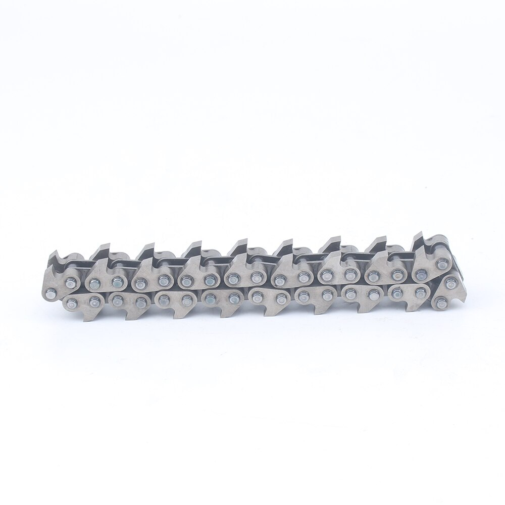 Yousail-سلسلة أسنان متوسطة 18 صفًا لآلة تجريد الكرتون الهوائية, ملحق أداة تجريد النفايات الهوائية