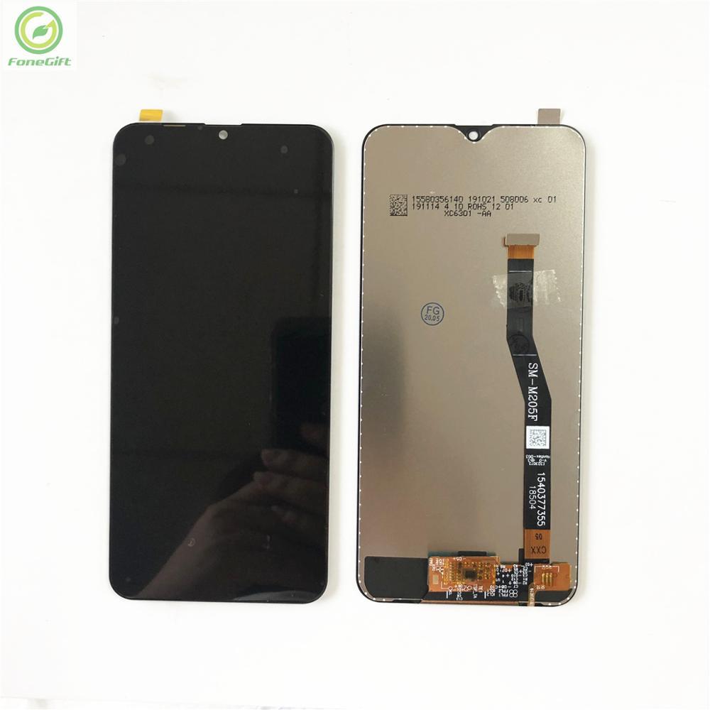 Montaje de Pantalla LCD para Samsung M20 reemplazo de digitalizador de Pantalla lcd