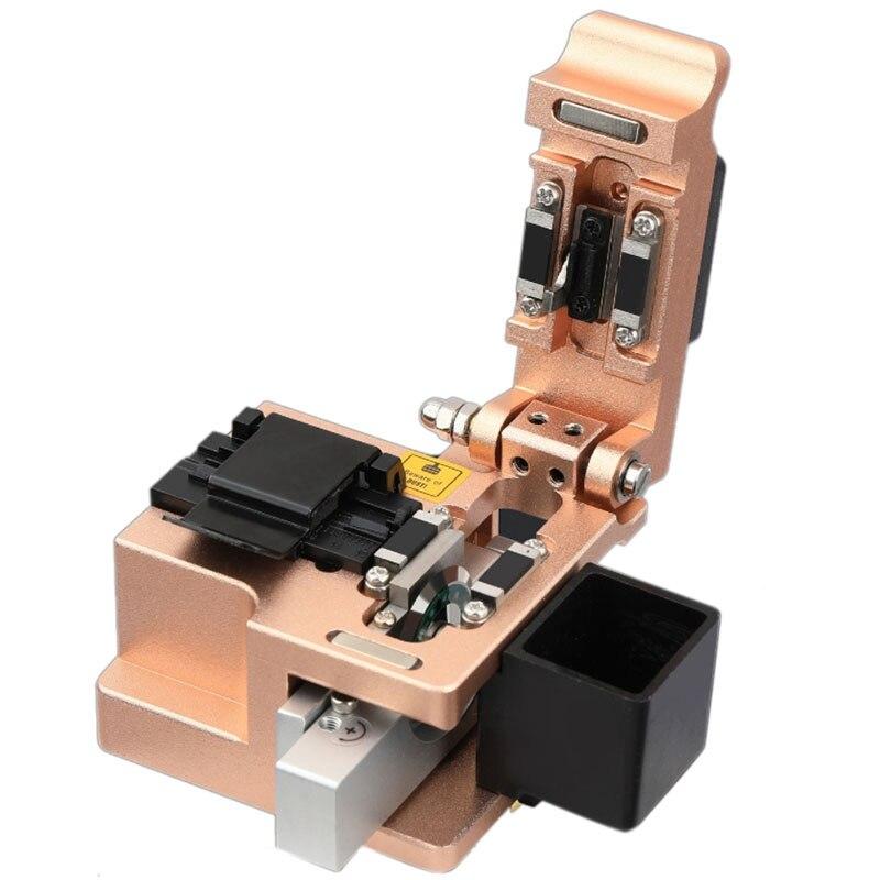 X3 Optical Fiber Cleaver Fiber Optic Cable Cutter FTTH Tool Cutting Knife