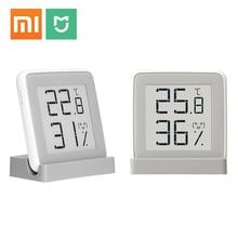 Цифровой гигрометр Xiaomi Mijia, Умная Электронная метеостанция, термометр, измеритель влажности и температуры в помещении