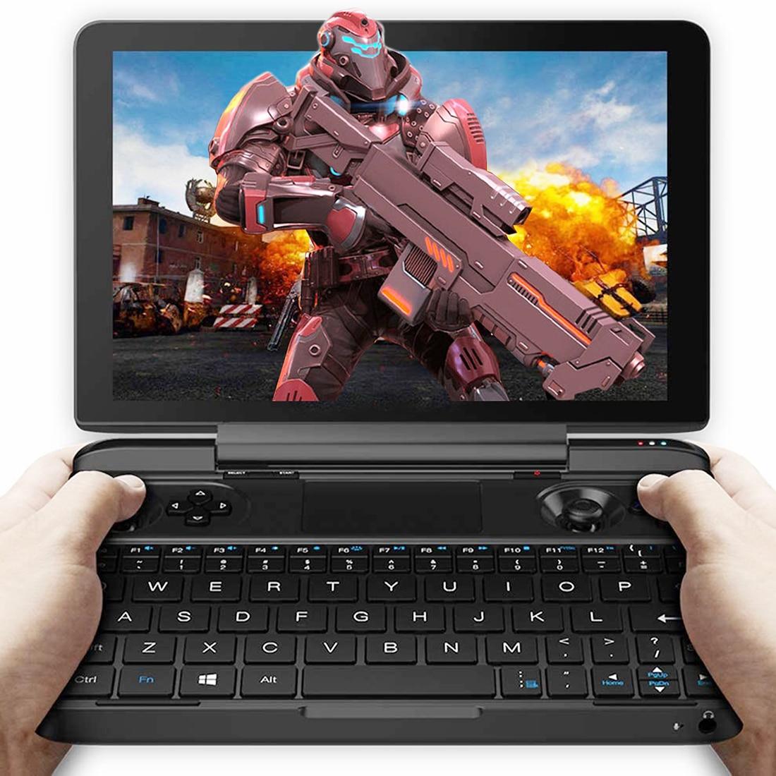 GPD WIN MAX 8.0 بوصة يده لعبة لاعب الفيديو وحدة المعالجة المركزية إنتل كور i5 مفكرة صغيرة محمول اجهزة اللعبة الالكترونية المحمولة