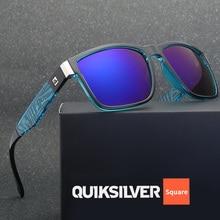 Fashion Wrap Square Frame Retro Decorative Photochromic Sunglasses Women Men Versatile Pattern Frame
