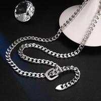 fashion fine design chain metal belt waist adjust freely simple ornaments dress accessories waist chain