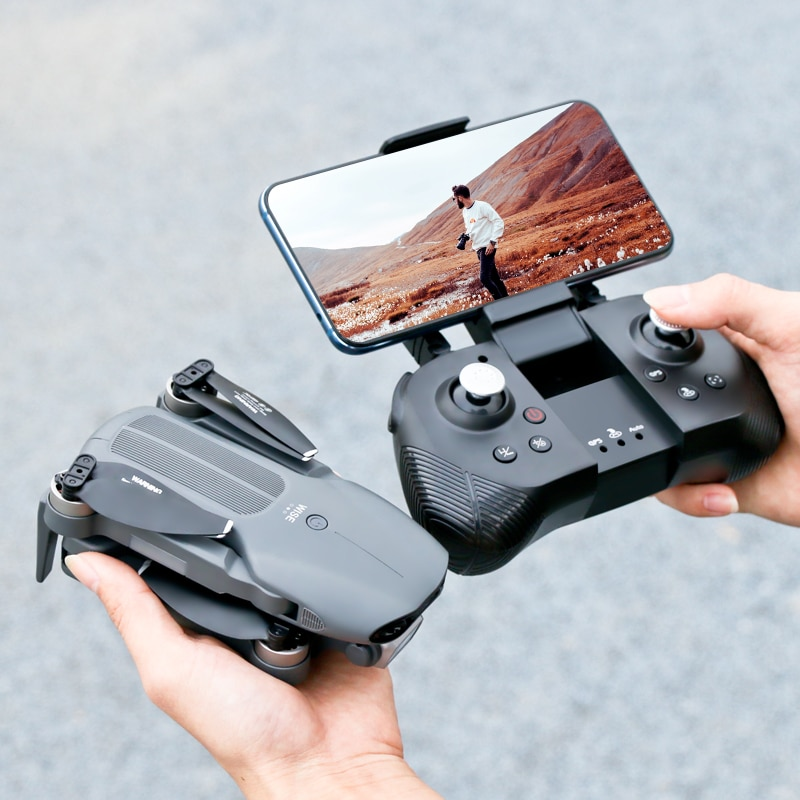 2021 NEW F9 GPS Drone 6K Dual HD Camera Professional Aerial Photography Brushless Motor Foldable Quadcopter RC Distance 3000M enlarge