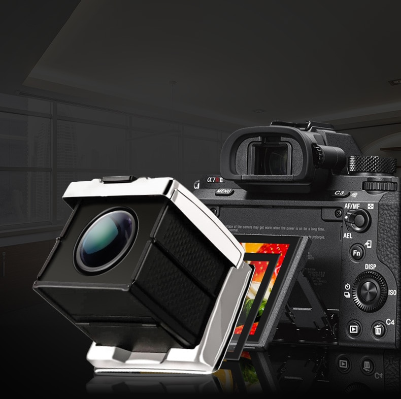 GGS wizjer DSLR okular DV osłona przeciwsłoneczna rama maska na oczy dla NIKON D5/D4/D4S/D800/D810/D600/D750 DF d7200 d7100 d610 FUIJ GFX-50S