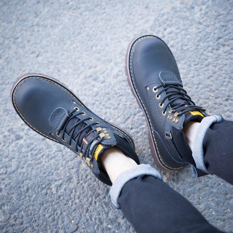 زوجين الكلاسيكية مارتن الأحذية 2021 جديد حذاء من الجلد الأحذية الأحذية الأدوات الموضة الفراء الدافئة الشتاء حجم كبير 35-46 النساء الرجال الأحذي...