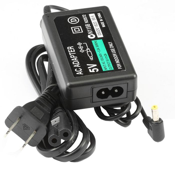 OSTENT US Home Wall Charger AC Adapter Power Supply Cord for Sony PSP 1000/2000/3000 Console