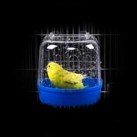 bath basin for small and medium sized parrots parrot supplies bird bath basin