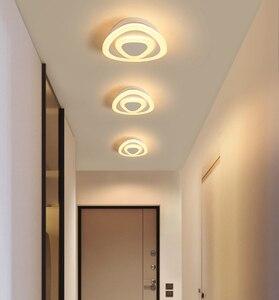 Modern Simplicity LED Ceiling Light Avenue Passageway Corridor Bedroom Ceiling Lamps Household Lighting Fixture 2021 New