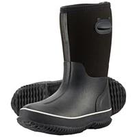 hisea kids rain boots waterproof muck mud boots for boys girls toddlers
