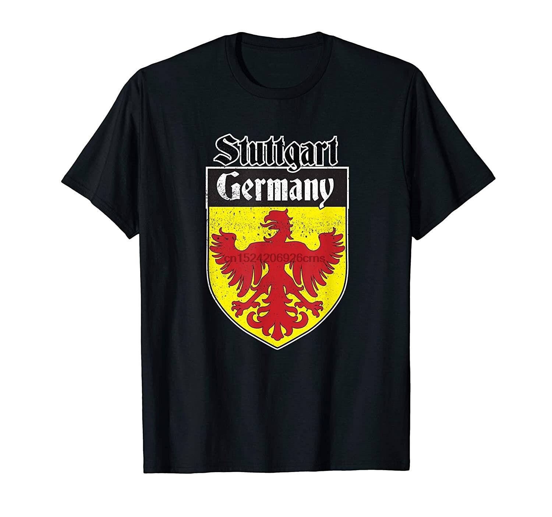 Vintage Stuttgart Germany tourist souvenir t-shirts