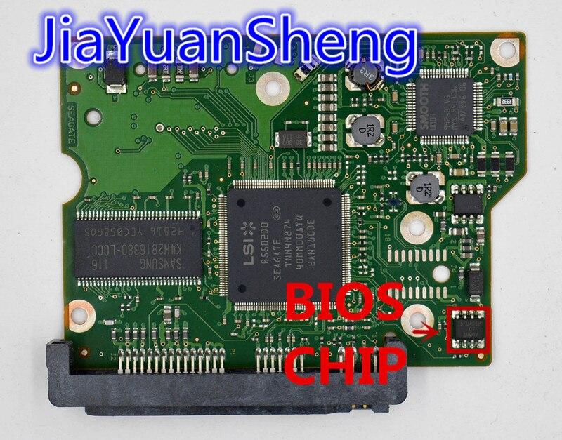 Placa lógica de seagate/100535704 rev b, rev a, rev d, rev c/5701/5699/6826/st3160318as/st500dm002/st3500418as/st3500413as