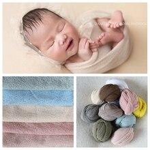 Accessoires photo de nouveau-né   En tissu, accessoires enveloppe pour tournage de photos, pour photo de bébé fotografia, pour Studio