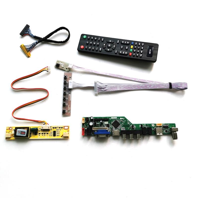ل M200RW01/MT200LW01 1600*900 30 دبابيس LVDS مراقبة لوحة 20