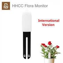 Оригинальная международная версия, Youpin HHCC Flora Monitor, цифровые растения, трава, цветок, уход, вода, тестер, датчик, растение, Detecto