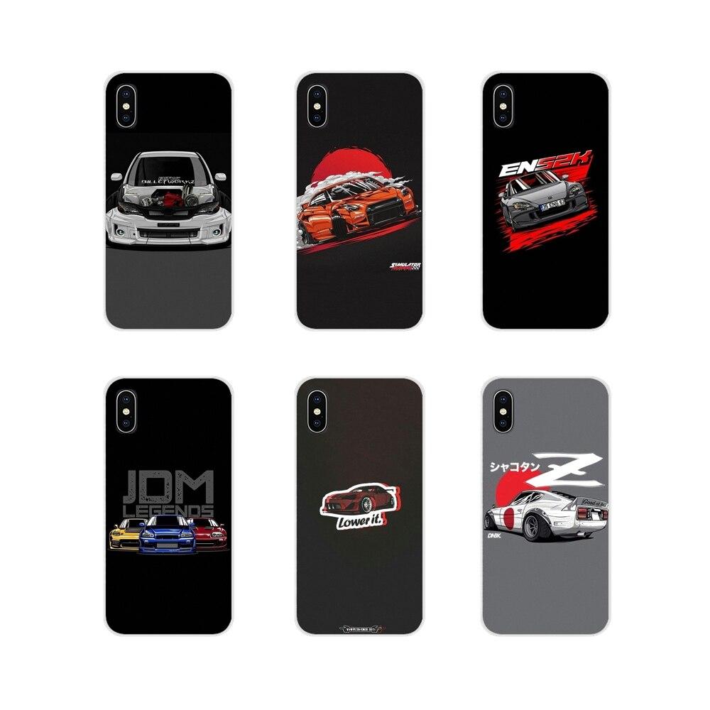 Аксессуары, чехлы для телефонов, чехлы, дрифт, автомобили, Автогонки, JDM, для Xiaomi Redmi 4A S2 Note 3 3S 4 4X5 Plus 6 7 6A Pro Pocophone F1
