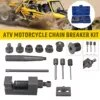 Pitch ATV moto vélo disjoncteur de chaîne Kit de rivetage Cutter Rivet outil 520/525/530/630
