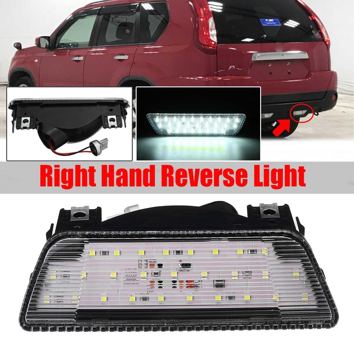 ضوء المصد الخلفي الأيمن LED ، ضوء الفرامل الخلفي ، مصباح إشارة الانعطاف لنيسان X-Trail Rogue 2008 2009 2010 2011 2012 2013