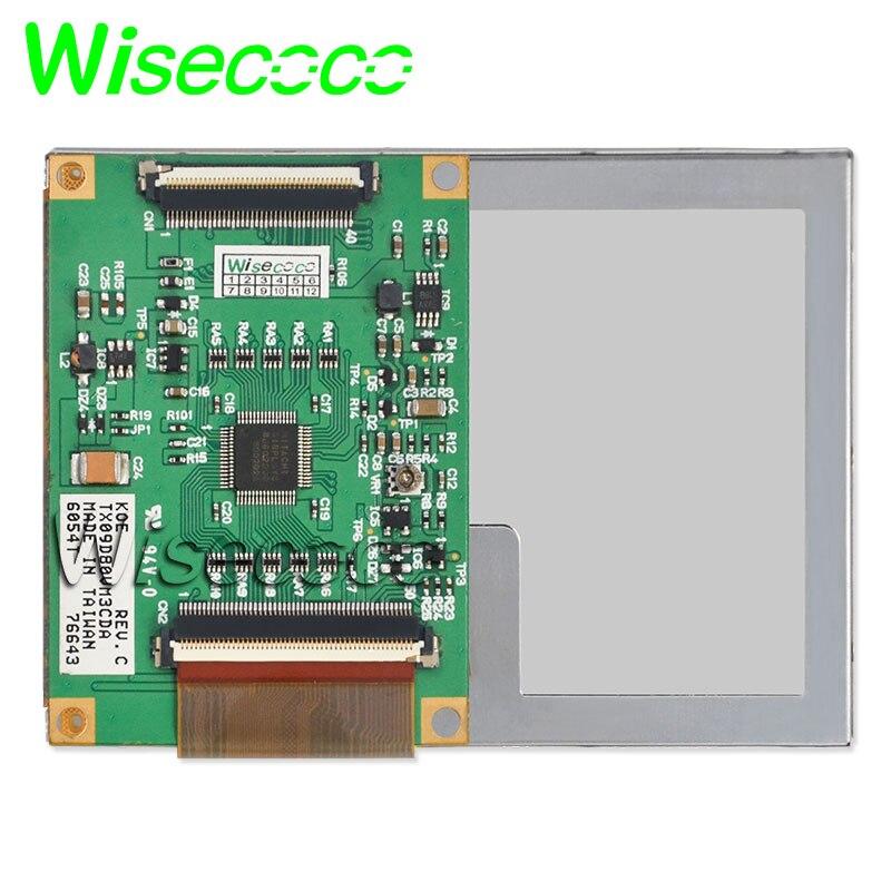 Testé 3.5 pouces TX09D80VM3CDA écran lcd avec 40 broches PCB pour impression copieur
