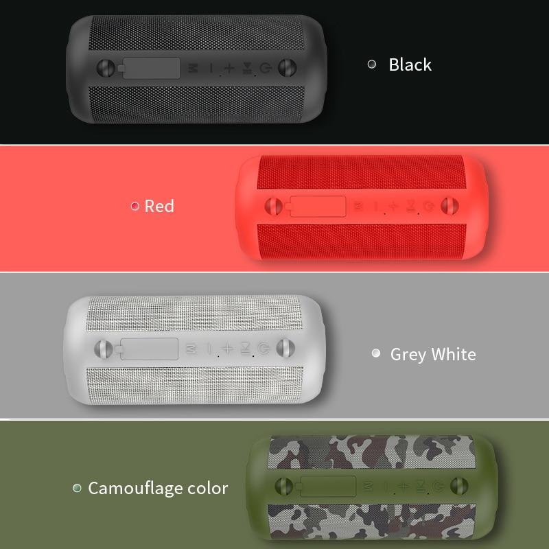 Powferful Waterproof Bluetooth Speaker Outdoor Wireless Sound Boom Box TWS 5.0 Heavy Bass Hifi Stereo Portable Column Subwoofer enlarge