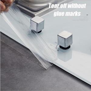 Image 2 - Прозрачная водонепроницаемая лента, многочисленные стирки с помощью волшебных наклеек, двусторонний клей, не оставляет следов