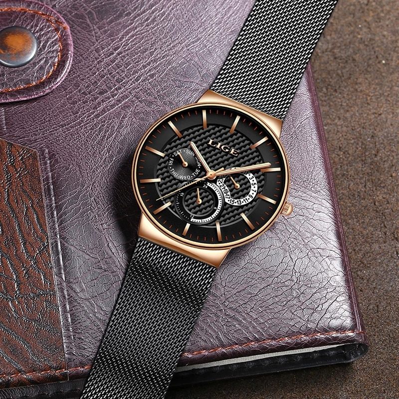 Women Watch Top Brand Luxury Ladies Casual Wrist Watches Mesh Belt Quartz Watch for Women Reloj Mujer Montre Femme enlarge