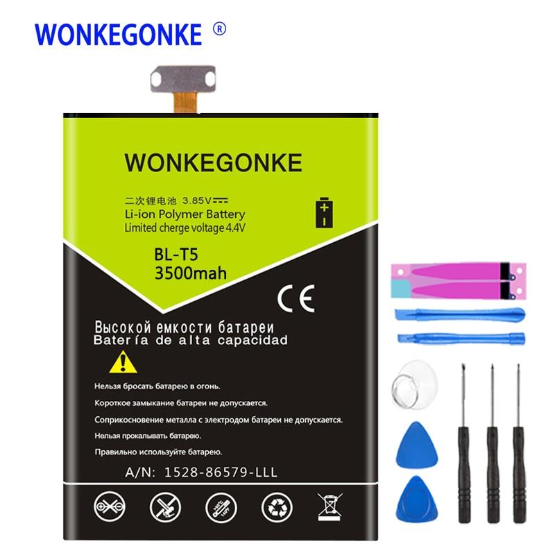 WONKEGONKE BLT5 Battery for LG Nexus 4 Battery E975 E973 E960 F180 LS970 for Optimus G E970 BL-T5 Phone Batteries Bateria