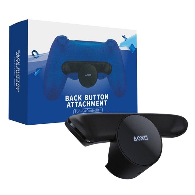 غمبد عودة زر مرفق DualShock4 المقود الخلفية أزرار التمديد مفاتيح مع 3.5 مللي متر جاك ل S-O-N-Y PS4 اكسسوارات