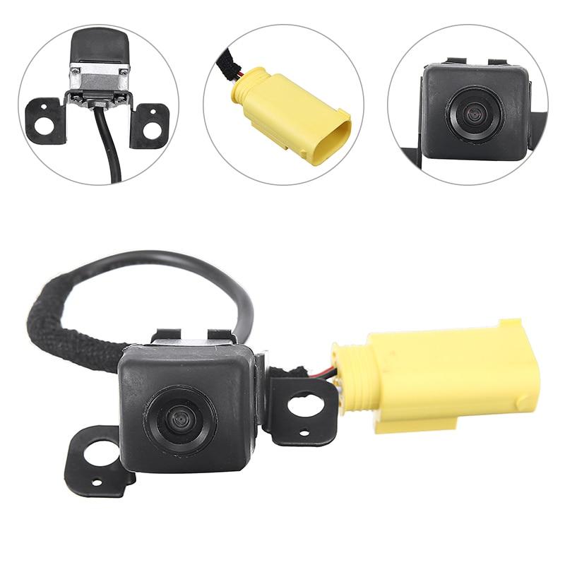 1 unidad de cámara de asistencia de visión trasera de coche 95760-2P600 compatible con Kia Sorento 14-15, piezas de accesorios de repuesto directo