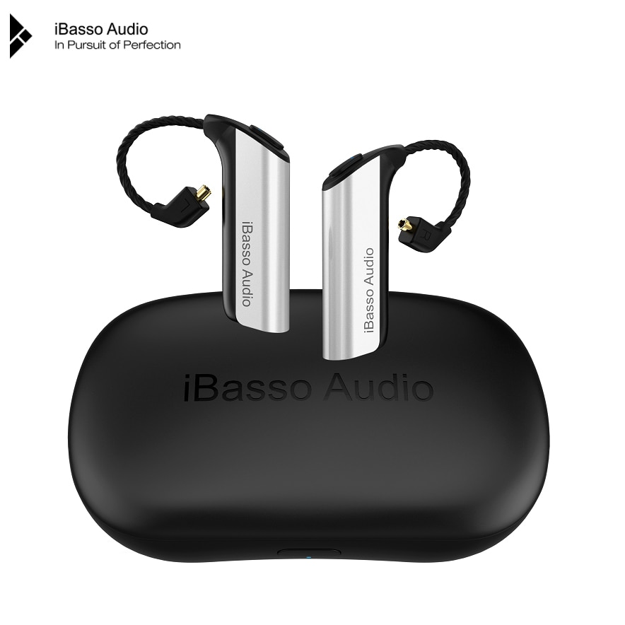 IBasso CF01 سماعة رأس بخاصية البلوتوث aptX ترقية كابل HIFI music MMCX التوصيل مع حجرة الشحن IPX5.0 سماعات مقاومة للماء