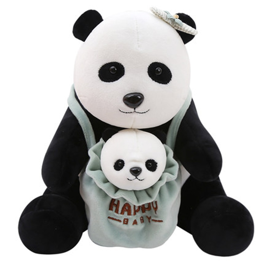 Giant panda plush toy cute hedgehog doll baby kangaroo doll polar bear girl doll cloth doll birthday gift