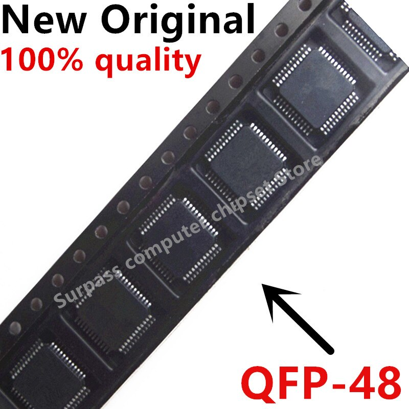 (1-5 peças) 100% novo chipset um7108f QFP-48