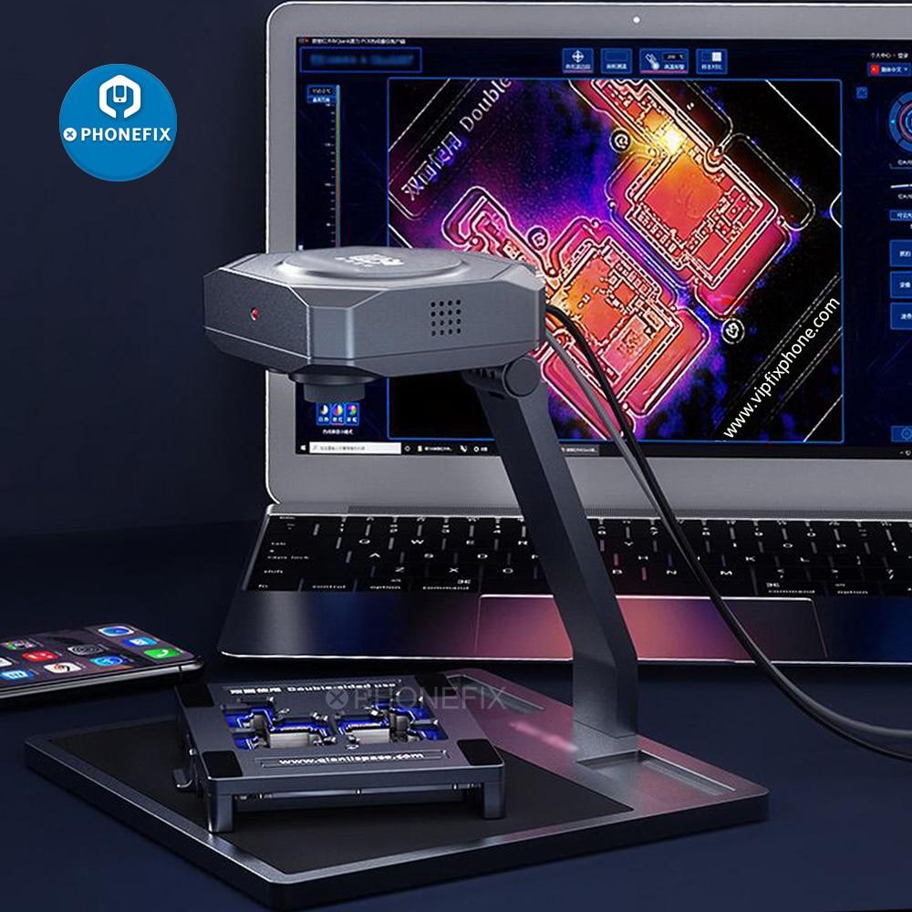 LINCSeek SuperCam Infrared Thermal Imaging Camera PCB Fault Fast Diagnosis Thermal Imaging Instrument Phone Motherboard Repair