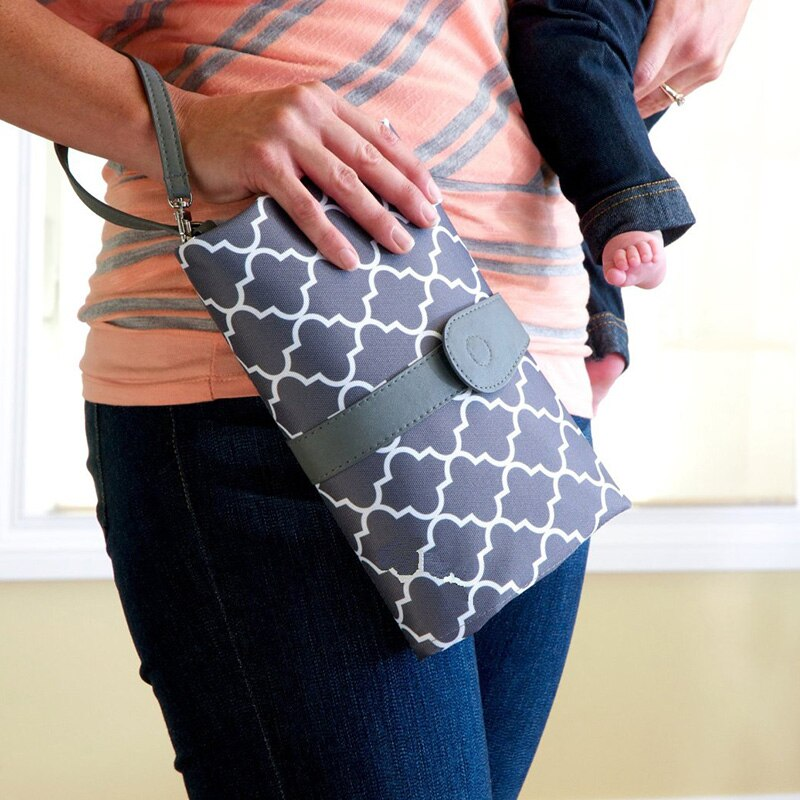 Hot Sale Multifunctional Baby Diaper Bags Reusable Fashion Waterproof Organizer Portable Big Capacity Mummy Bag Wholesale