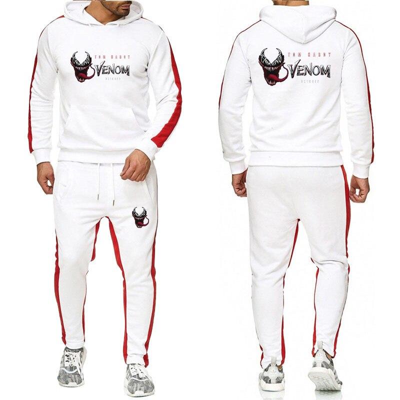 2020 High quality Men's Jersey Sets, Casual Hoodies, Men's Sports Pants, Hoodie, Men's Suits, Running Sports Pants, 2 pcs suit