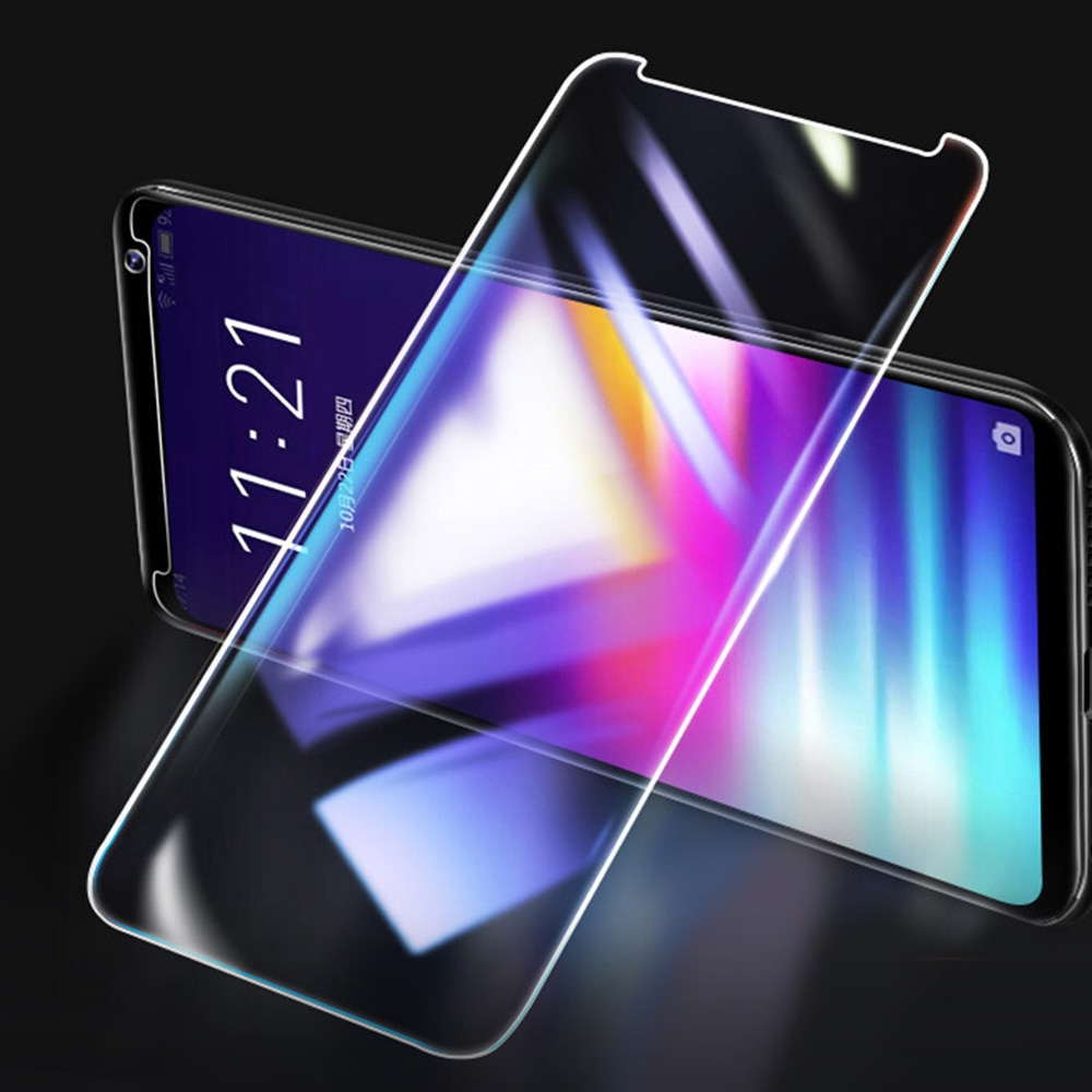 Vidrio para Meizu 15 vidrio Protector para Meizu 16x16 th Plus 15 Lite Protector de pantalla de teléfono templado de vidrio inteligente película