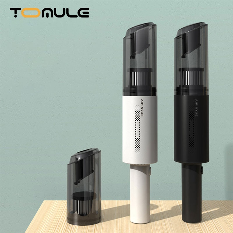 Car vacuum cleaner handheld wireless vacuum cleaner household mini wet and dry dual-use strong suction 120w auto vacuum cleaner handheld wireless car vacuum cleaner rechargeable household car vacuum cleaner portable mini vacuum strong suction