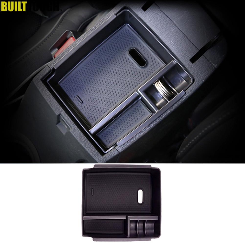 Para Hyundai Creta 2015 2016 2017 SUV caja de almacenamiento reposabrazos guante secundario bandeja Centro contenedor de placa de carcasa de consola