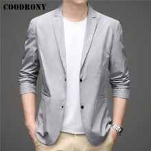 COODRONY Brand Autumn Winter New Arrival Male Suit Business Dress Casual Jacket Men Clothing Soft Th