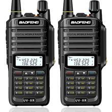 2PCS Baofeng UV-XR 10W Potente Walkie Talkie CB radio portatile Tenuto In Mano 10KM Lungo Raggio A Due Vie radio uv-9r uv9r più